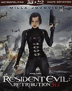 Resident Evil : Retribution [Combo Blu-ray 3D + Blu-ray - Édition boîtier SteelBook]