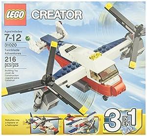 LEGO Creator Twinblade Adventures - 31020