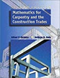 img - for Mathematics for Carpentry and the Construction Trades:2nd (Second) edition book / textbook / text book