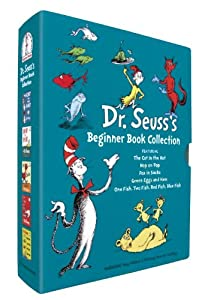Dr. Seuss's Beginner Book Collection (Cat in the Hat, One Fish Two Fish, Green Eggs and Ham, Hop on Pop, Fox in Socks) by Random House Books for Young Readers