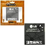 Genuine LG Battery LGIP-550N LGIP550N For GD510 POP GD880 Mini [Electronics]
