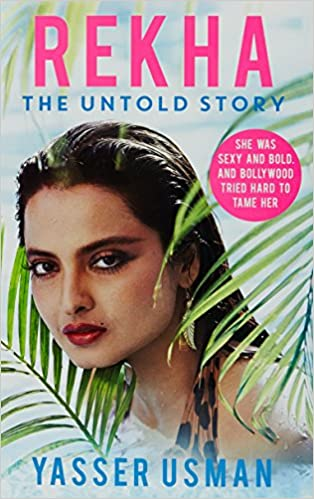 Rekha: The Untold Story by Yasser Usman Free PDF Download, Read Ebook Online