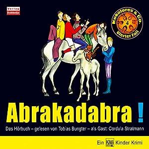 Abrakadabra (Kokolores & Co. 4) Hörbuch