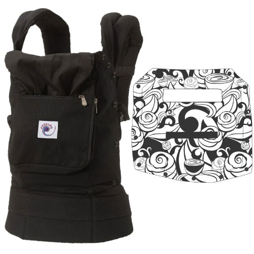 ERGO Baby Options Carrier - Swirls