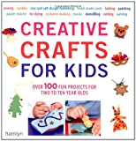 img - for Creative Crafts for Kids book / textbook / text book