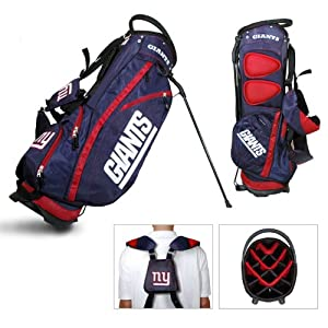 NFL New York Giants Stand Golf Bag by Team Golf