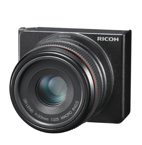 Ricoh A12 50mm f/2.5 Macro GR Lens with APS-C 12.3 MP CMOS Sensor Reviews