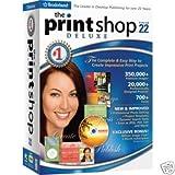 Print Shop Deluxe Version 22 Printshop 4 CD Box Set