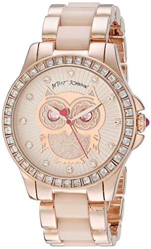 betsey-johnson-womens-bj00246-10-analog-display-quartz-rose-gold-watch