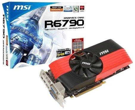 Sapphire ATI Radeon HD6870 Graphics Card PCI-e 1 GB GDDR5 Memory Dual-DVI HDMI