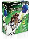 The Original Stomp Rocket: Ultra 4-Rocket Kit Blue Green (20082)