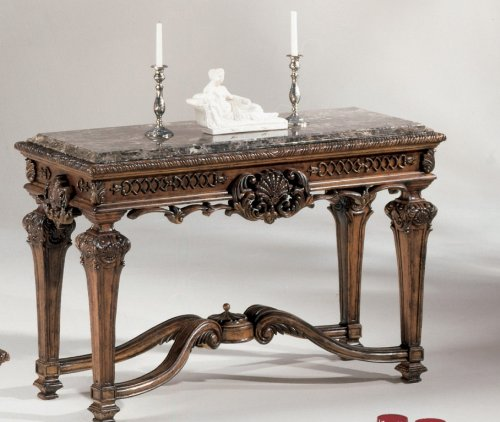 Terrific Where To Buy Old World Dark Brown Casa Mollino Sofa Console Frankydiablos Diy Chair Ideas Frankydiabloscom