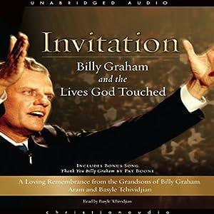 Invitation Audiobook