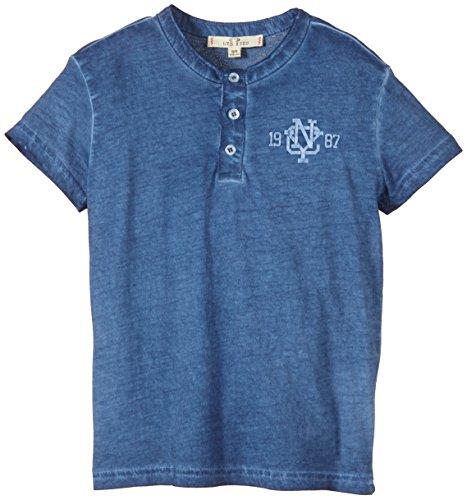 LTB Jeans Jungen T-Shirt GIRAJAD T/S, Gr. 176 (Herstellergröße: 15-16 Jahre), Mehrfarbig (DENIM BLUE 7842)