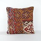 Decorative Pillows, KP721, Designer Pillows, Kilim pillow, Bohemian Decor, Wool Pillow, Bohemian Pillow, Accent Pillows, Throw Pillows