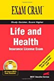img - for Life and Health Insurance License Exam Cram [Paperback] [2004] (Author) Bisys Educational Services book / textbook / text book