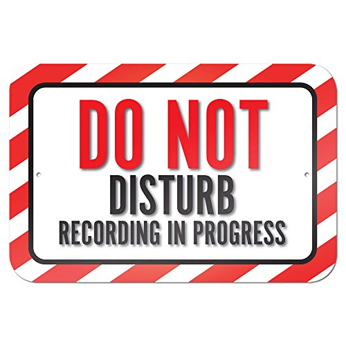 graphics-and-more-229-x-152-cm-do-not-disturb-recording-in-progress-metal-sign-board