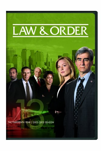 Law & Order: The Thirteenth Year (Law Order Season 13 compare prices)