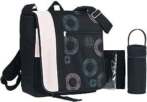 Nunzia Design Isabelle Bambino Diaper Bag-Blue