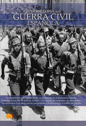 Breve Historia de la Guerra Civil Espanola (Spanish Edition)