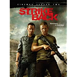 Strike Back: The Complete Second Season (Cinemax)
