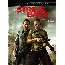 Strike Back: The Complete Second Season (Cinemax)