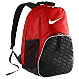 (ナイキ)Nike Product Gym RedBlackWhite Brasilia 6 XL Backpack バックパック バッグ リュック Red レッド / Black ブラック 【並行輸入品】