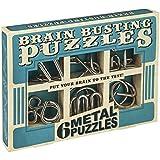 Professor Puzzle - 1037 - Casse-tête En Métal - Set De 6