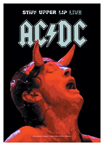 Bandiera, motivo Poster AC/DC/428
