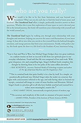 The Untethered Soul: The Journey Beyond Yourself by New Harbinger Publications/ Noetic Books