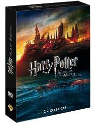 Pack: Harry Potter Y Las Reliquias De La Muerte - Parte 1 + Parte 2 [DVD]