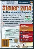 Software - Aldi Steuerprogramm Einkommenssteuer 2014 - Steuer 2014 CD