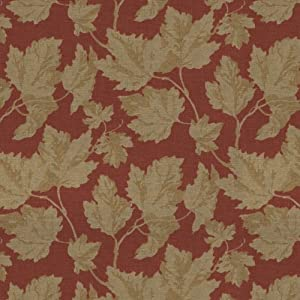 Connor Red by Ralph Lauren Fabric