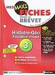 Mes MAXI Fiches Histoire G�ographie E...
