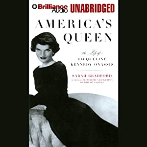 America's Queen Audiobook