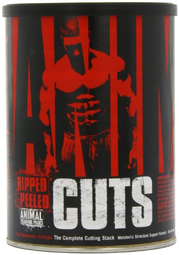Universal Nutrition Animal Cuts, Ripped and Peeled Animal Tr