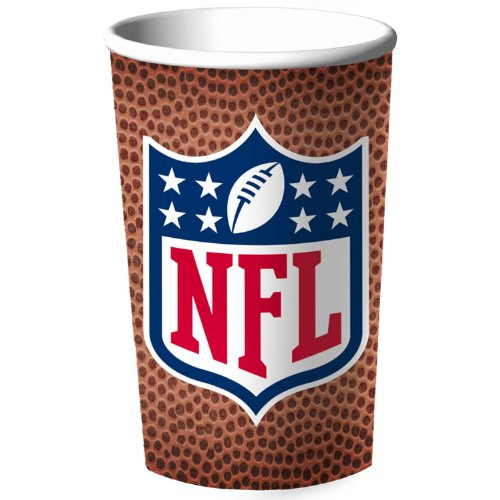 NFL Party Zone 22oz Favor Cup - 1