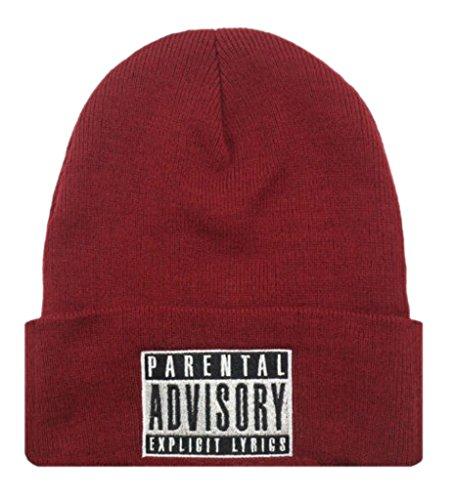 la-vogue-cappello-uomo-knit-hip-hop-cap-in-acrilico-berretto-invernale-rosso-di-vino-1829cm