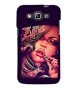 PRINTSWAG GIRL Designer Back Cover Case for SAMSUNG GALAXY GRAND QUATTRO