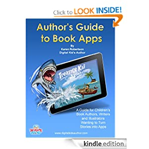 Author's Guide to Book Apps and eBooks for Illustrated Children's Books