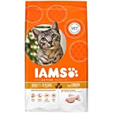 Iams Dry Cat Food Adult Chicken 3 Kg