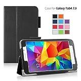 MOFRED® Black Samsung Galaxy Tab 4 7