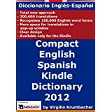 Compact English Spanish Kindle dictionary 2012