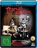 DVD Cover 'Mary & Max - oder: Schrumpfen Schafe, wenn es regnet? [Blu-ray]