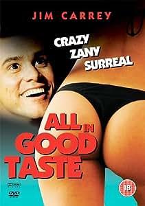 All In Good Taste [1983] [DVD]