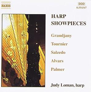 Harp Showpieces (Musik für Soloharfe)