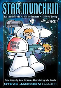 Star Munchkin Revised Edition