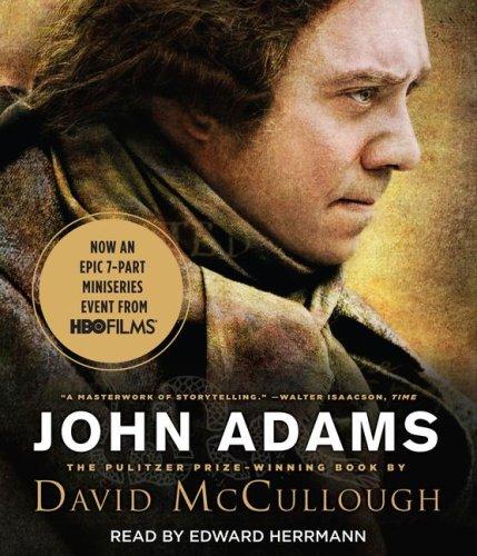 John Adams, David McCullough; Edward Herrmann
