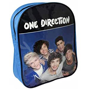 One Direction 1d Backpack Blue from One Direction 1D Backpack (blue)