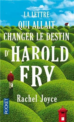 La lettre qui allait changer le destin d'Harold Fry arriva le mardi... 51ffQHlN74L